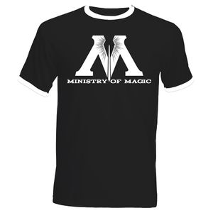 [Harry Potter: T-Shirt: Ministry Of Magic (Product Image)]