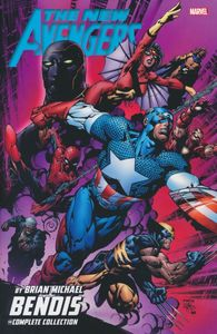 [New Avengers: By Bendis: Complete Collection: Volume 2 (Product Image)]
