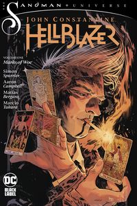 [John Constantine: Hellblazer: Volume 1: Marks Of Woe (Product Image)]
