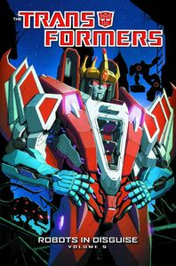 [Transformers: Robots In Disguise: Volume 5 (Product Image)]
