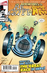 [Adventures Of Mr Crypt & Baron Rat #2 (Product Image)]