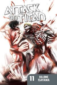 [Attack On Titan: Volume 11 (Product Image)]