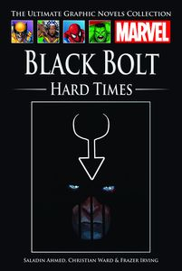 [Marvel Graphic Novel Collection: Volume 224: Black Bolt Hard Time (Product Image)]
