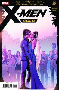[X-Men: Gold #30 (Marquez Variant) (2nd Printing) (Product Image)]