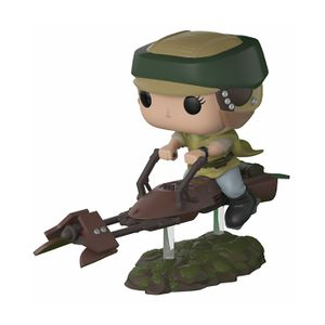 [Star Wars: Pop! Ride Figure: Leia On Speeder Bike (Product Image)]