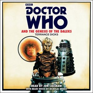 [Doctor Who: Genesis Of The Daleks (CD) (Product Image)]