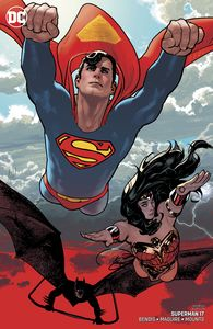 [Superman #17 (Variant Edition Yotv) (Product Image)]