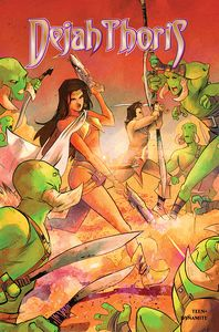 [Dejah Thoris: Winters End: One Shot (Cover B Piriz) (Product Image)]