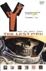 [Y The Last Man: Volume 3: One Small Step (Titan Edition) (Product Image)]