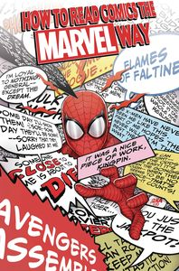 [How To Read Comics The Marvel Way #3 (Product Image)]