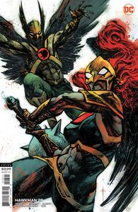 [Hawkman #28 (S Fiumara Variant Edition) (Product Image)]
