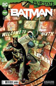 [Batman #113 (Cover A Jorge Jimenez Fear State) (Product Image)]