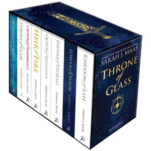 [Throne Of Glass (Paperback Box Set) (Product Image)]