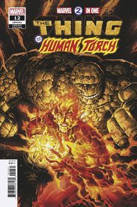 [Marvel: Two-In-One #12 (Tan Variant) (Product Image)]
