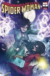 [Spider-Woman #5 (Takeda Villain Variant) (Product Image)]