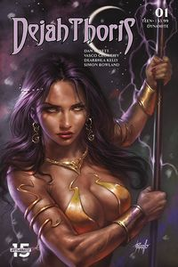 [The cover for Dejah Thoris: 2019 #1 (Cover A Parrillo)]
