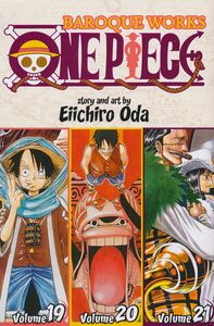 [One Piece: Baroque Works: 3-In-1 Edition: Volume 7 (Product Image)]