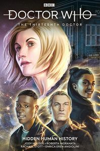 [Doctor Who: The 13th Doctor: Volume 2 (Product Image)]