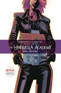[Umbrella Academy: Volume 3: Hotel Oblivion (Product Image)]
