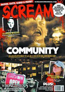 [Scream Magazine #17 (Product Image)]