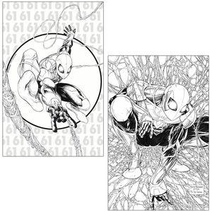 [Amazing Spider-Man #61 & 62 (Tyler Kirkham 'Inks' Variant Set) (Product Image)]