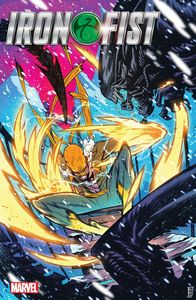 [Iron Fist: Heart Of Dragon #1 (Jacinto Marvel Vs Alien) (Product Image)]