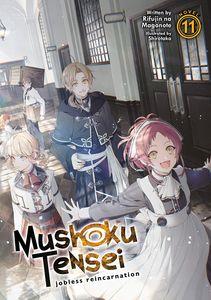 [Mushoku Tensei: Jobless Reincarnation: Volume 11 (Light Novel) (Product Image)]