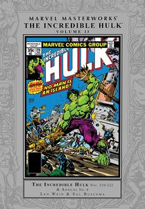 [Marvel Masterworks: Incredible Hulk: Volume 13 (Hardcover) (Product Image)]