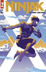 [Ninjak #2 (Cover B Walsh) (Product Image)]