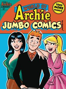 [World Of Archie: Jumbo Comic Digest #67 (Product Image)]
