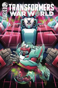 [Transformers #26 (Cover B Monfort) (Product Image)]