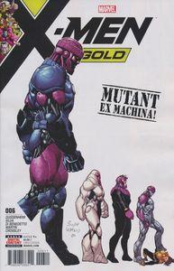 [X-Men: Gold #6 (Product Image)]