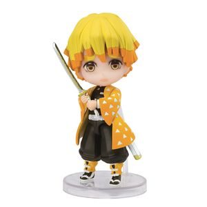 [Demon Slayer: Kimetsu No Yaiba: Figuarts Mini Figure: Agatsuma Zenitsu (Product Image)]