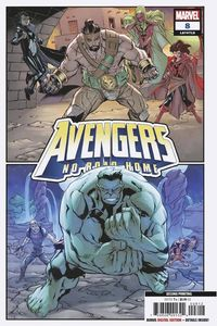 [Avengers: No Road Home #8 (2nd Printing) (Product Image)]