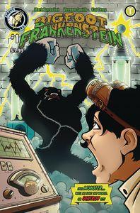 [Bigfoot Frankenstein #1 (Product Image)]