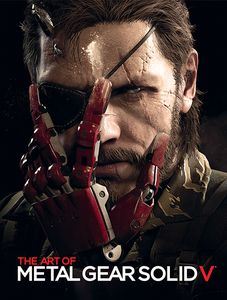 [The Art Of Metal Gear Solid V (Hardcover) (Product Image)]