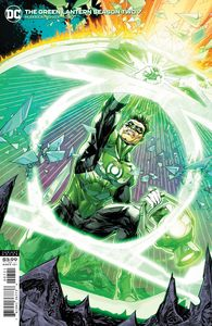 [Green Lantern: Season 2 #7 (Howard Porter Variant Edition) (Product Image)]