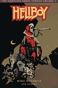 [Hellboy: Complete Short Stories: Volume 1 (Product Image)]