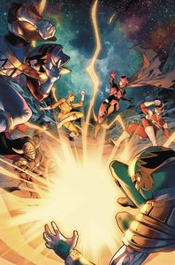 [Mighty Morphin Power Rangers #32 (Main Sg) (Product Image)]