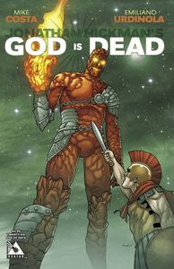 [God Is Dead #26 (End Of Days Cover) (Product Image)]