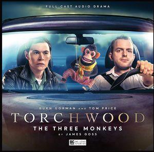 [Torchwood #43: Three Monkeys (Product Image)]