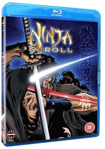 [Ninja Scroll (Blu-Ray/DVD) (Product Image)]
