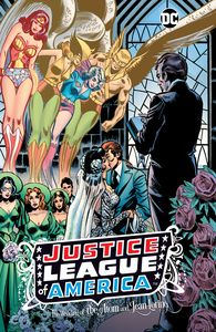 [JLA: The Wedding Of The Atom & Jean Loring (Hardcover) (Product Image)]