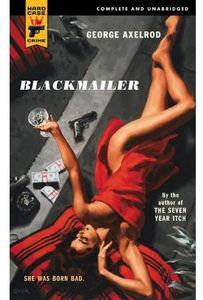 [Hard Case Crime: Blackmailer (Product Image)]