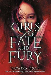[Girls Of Paper & Fire: Book 3: Girls Of Fate & Fury (Signed Hardcover) (Product Image)]