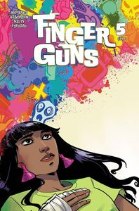 [Finger Guns #5 (Cover B Hickman) (Product Image)]