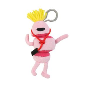 [Dumb Ways To Die: Mini Plush Backpack Clip: Mr Rocker (Product Image)]