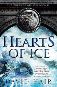 [The Sunsurge Quartet: Book 3: Hearts Of Ice (Product Image)]