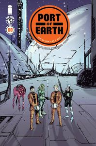 [Port Of Earth #8 (Product Image)]