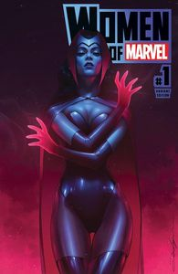 [Women Of Marvel #1 (Jeehyung Lee Variant) (Product Image)]